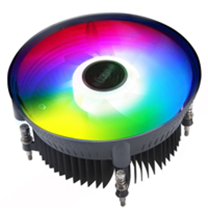Picture of Akasa Vegas Chroma AM AMD Socket 120mm PWM 1800RPM Addressable RGB LED Fan CPU Cooler