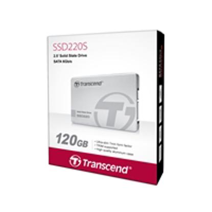 """Picture of Transcend 120GB 2.5""""  SATA III SSD"""