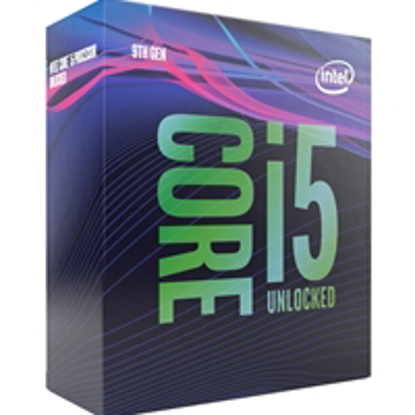Picture of Intel Core i5 9600KF Coffee Lake Refresh Six Core 3.7GHz 1151 Socket Overclockable