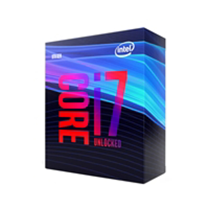 Picture of Intel Core i7 9700K Coffee Lake Refresh Eight Core 3.6GHz 1151 Socket Overclockable Processor