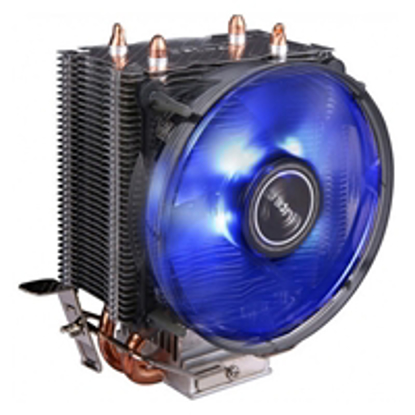 Picture of Antec A30 Universal Socket 92mm PWM 1750RPM Blue LED Fan CPU Cooler