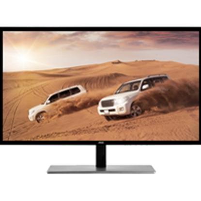 "Picture of AOC 4K U2879VF 28"" LED Widescreen VGA/ DVI/ HDMI/ DisplayPort Monitor"