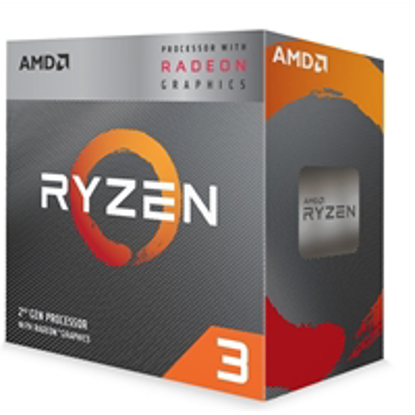 Picture of AMD Ryzen 3 3200G with Radeon Vega 8 Graphics and Wraith Stealth Cooler 3.6Ghz Quad Core AM4 Overclockable Processor