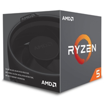 Picture of AMD Ryzen 5 2600 3.6 GHz Six Core AM4 Socket Overclockable Processor