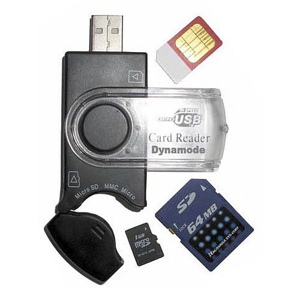 Picture for category External Card Readers