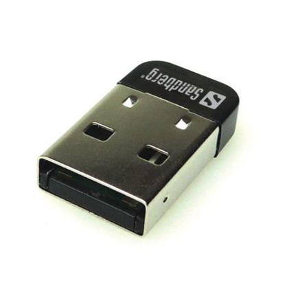 Picture of Sandberg (133-81) USB Nano Bluetooth 4.0 Adapter, 25M Range, 5 Year Warranty
