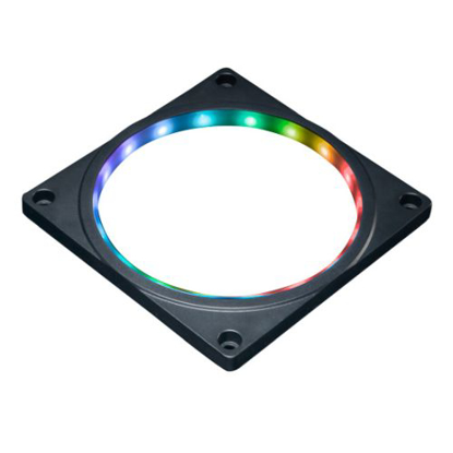 Picture of Akasa 12cm Addressable RGB LED Fan Frame Kit
