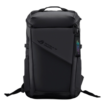 "Picture of Asus ROG 17"" Ranger BP2701 Lightweight Gaming Backpack, Water Repellent, Luggage Strap, 22 Litre"