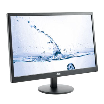 "Picture of AOC 23.6"" LED Monitor (M2470SWH), 1920 x 1080, 5ms, VGA, 2 HDMI, Speakers, VESA, 3 Years On-site Warranty"