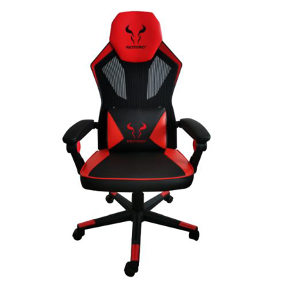 Picture of Riotoro SPITFIRE M1 Gaming Chair, Neck & Lumbar Support, Breathable Mesh, Gas Lift, 360° Swivel, 135° Recline