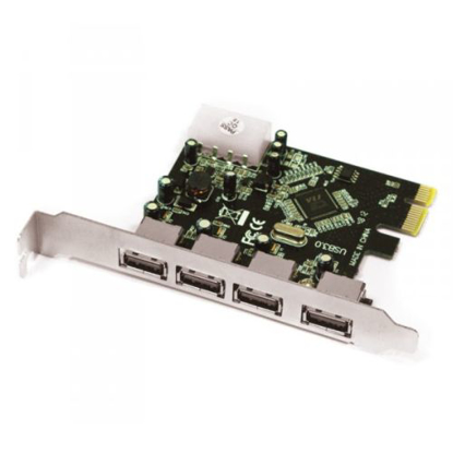 Picture of Approx (APPCIE4P) 4-Port USB 3.0 Card, PCI Express
