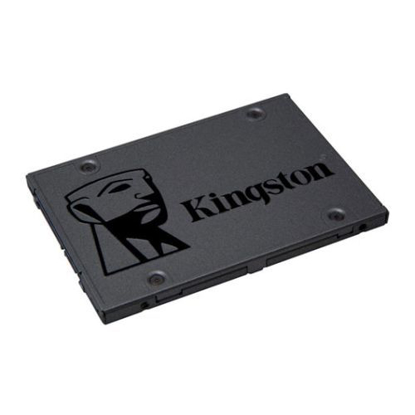 """Picture of Kingston 120GB SSDNow A400 SSD, 2.5"""", SATA3, R/W 500/320 MB/s, 7mm"""