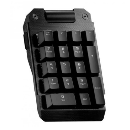 Picture of Asus ROG Claymore Bond RGB Detachable Numberpad for CLAYMORE CORE Keyboard ONLY, Cherry Red MX
