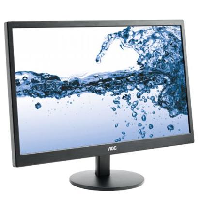 """Picture of AOC 21.5"""" LED Monitor (E2270SWDN), 1920 x 1080, 5ms, VGA, DVI, VESA, 3 Years On-site Warranty"""
