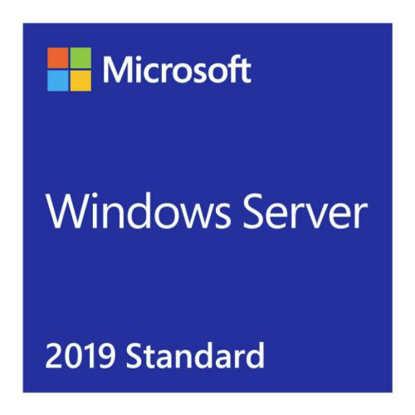 Picture of Microsoft Windows Server 2019 Standard, x64, Up to 16 Cores, English, OEM