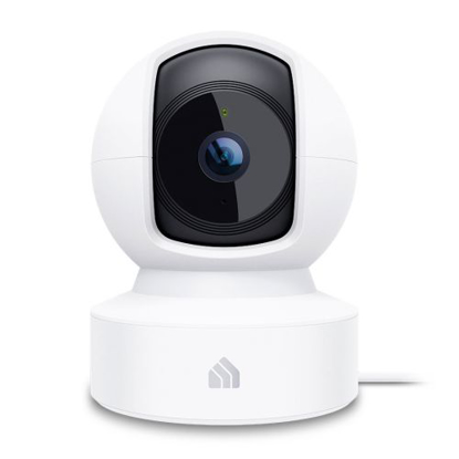 Picture of TP-LINK (KC115) Kasa Spot Indoor Wireless Surveillance Camera, 1080p, Pan and Tilt, Night Vision, 2-way Audio, 24/7 Recording, Free Cloud Storage