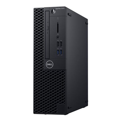 Picture of Dell OptiPlex 3070 SFF PC, i5-9500, 8GB, 256GB SSD, DVDRW, Windows 10 Pro, On-site Warranty