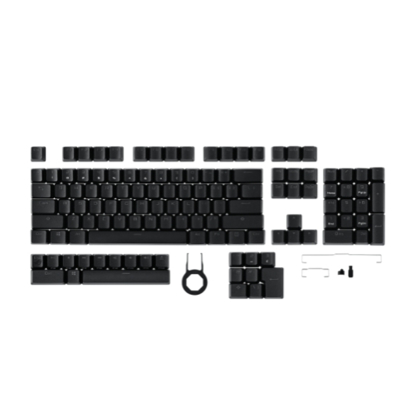 Picture of Asus AC03 ROG PBT Keycap Set, PBT Material Keycaps, ROG Legends for Stylish Illumination
