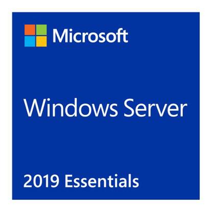 Picture of Microsoft Windows Server 2019 R2 Essentials, 64-bit, DVD, 1x Server (1-2 CPU) Licence, OEM
