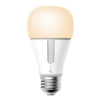 Picture of TP-LINK (KL110) Kasa Wi-Fi LED Smart Light Bulb, Dimmable, App/Voice Control, Energy Saving, Screw Fitting (Bayonet Adapter Included)